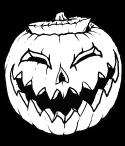 文化祭に秋のイベントハロウインかぼちゃ