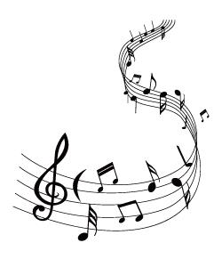 歌うの大好きな組におすすめのデザイン