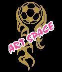 サッカーチームに人気です。体育祭や球技大会にもいいですね。文字を自由な形で入れれます。縦書きもOKです。
