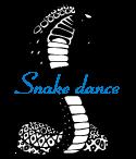 Snake dance ワォ!