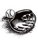 野球のデザインとしても使用できます