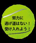 テニスクラブ練習着用デザイン