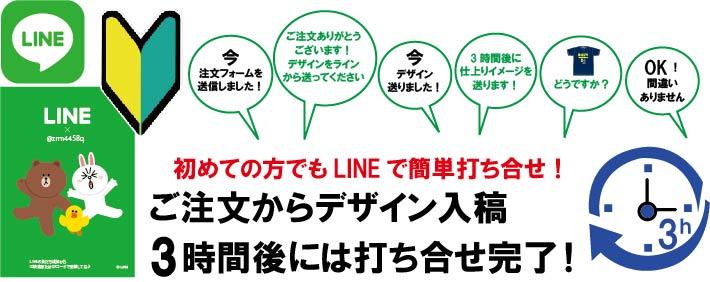 ライン友達登録で200円割引プレゼント