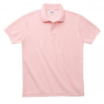 T/Cポロシャツ(ポケット無)011.ピンク