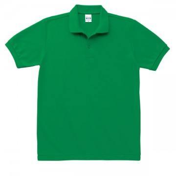 T/Cポロシャツ(ポケット無)025.グリーン