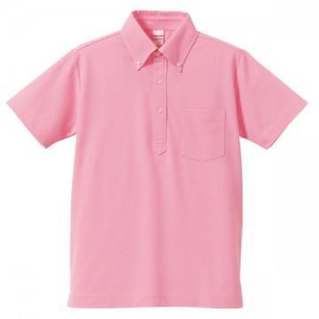 ドライカノコユーティリティポロシャツ066.ピンク