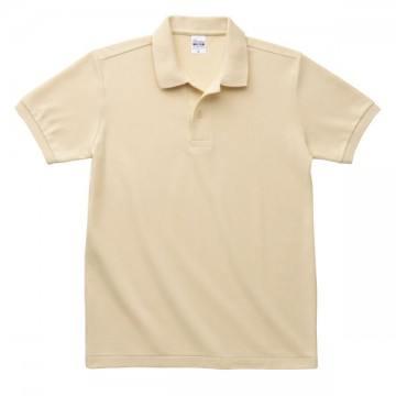 T/Cポロシャツ(ポケット無)106.ナチュラル