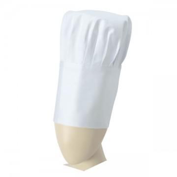 コック帽15.ホワイト