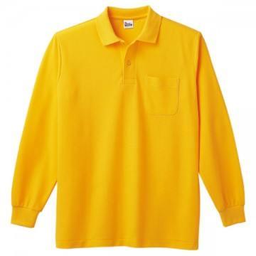 T/C長袖ポロシャツ165.デイジー