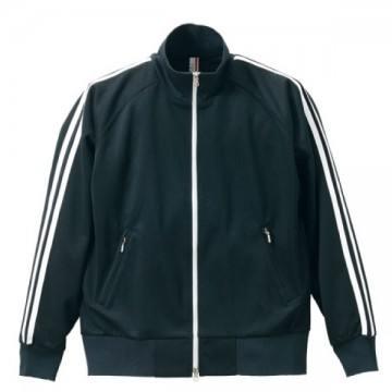 ジャージジャケット2001.ブラック×ホワイト