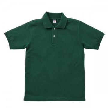 【SALE】ヘビーウエイトコットンポロシャツ489.ブリティッシュグリーン