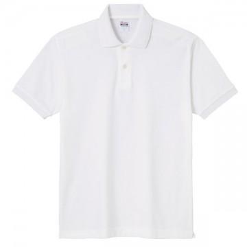 スタンダードポロシャツ001.ホワイト