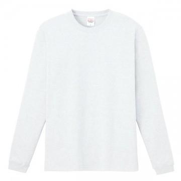 ハイグレードロングTシャツ001.ホワイト