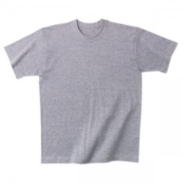 日本製Tシャツ003.杢グレー