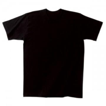 日本製Tシャツ005.ブラック