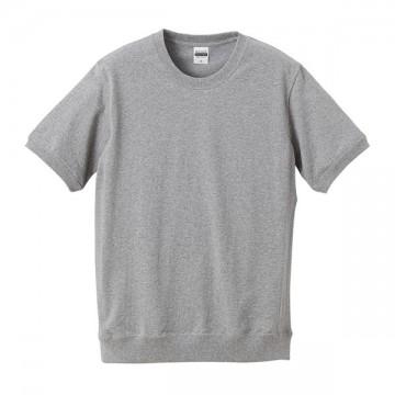 スーパーヘビーウェイトTシャツ(サイドパネル)006.ミックスグレー