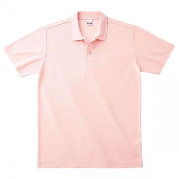 カジュアルポロシャツ011.ピンク