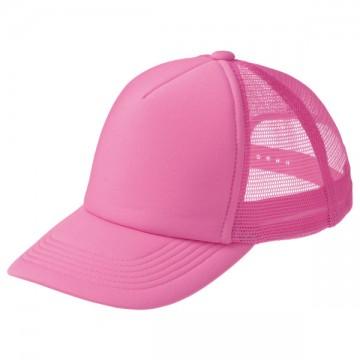 イベントメッシュキャップ011.ピンク