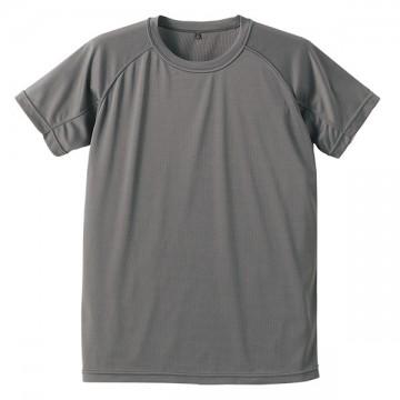 クールナイス半袖Tシャツ013.グレー