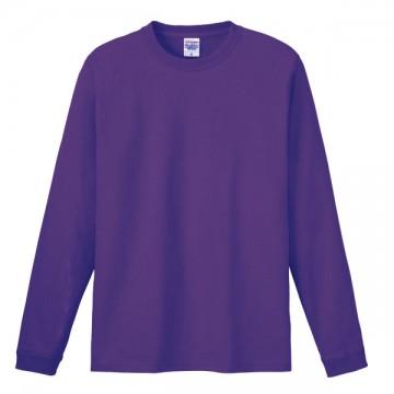 ハイグレードロングTシャツ014.パープル