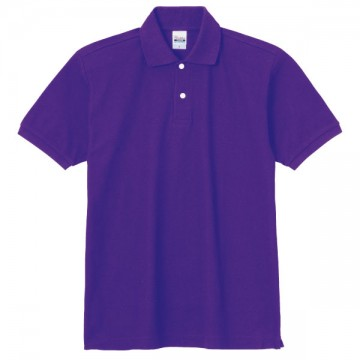 スタンダードポロシャツ014.パープル