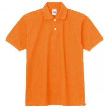 スタンダードポロシャツ015.オレンジ