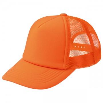 イベントメッシュキャップ015.オレンジ