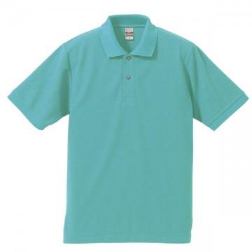 ドライカノコポロシャツ024.ミントグリーン