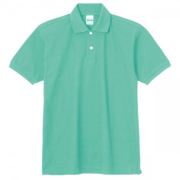 スタンダードポロシャツ026.ミントグリーン