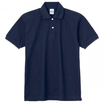 スタンダードポロシャツ031.ネイビー