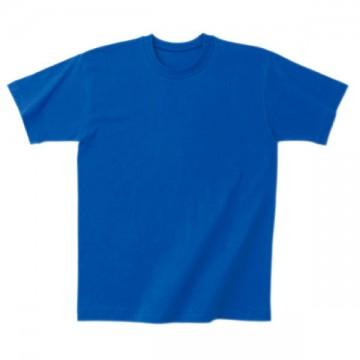 日本製Tシャツ032.ロイヤルブルー