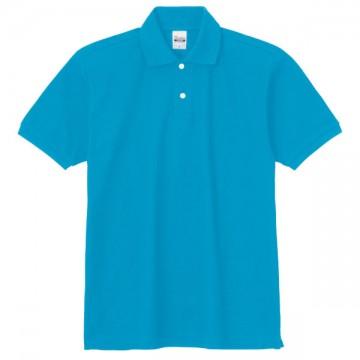 スタンダードポロシャツ034.ターコイズ