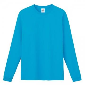ハイグレードロングTシャツ034.ターコイズ