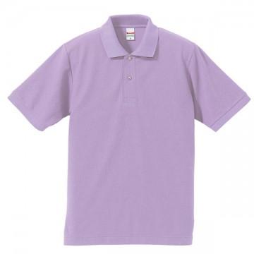ドライカノコポロシャツ061.ライラック