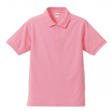 ドライカノコポロシャツ066.ピンク