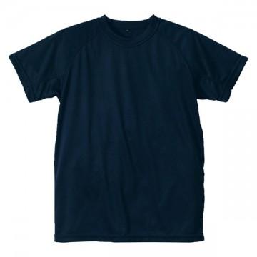 クールナイス半袖Tシャツ086.ネイビー