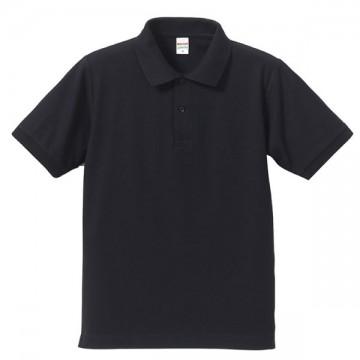 ドライカノコポロシャツ086.ネイビー