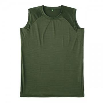 クールナイススリーブレスシャツ101.OD