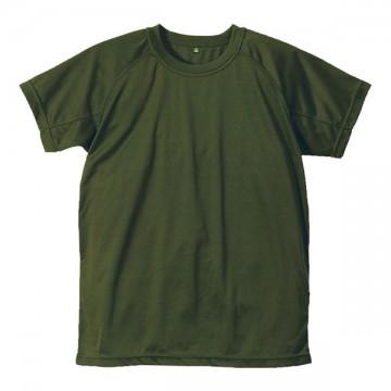 クールナイス半袖Tシャツ101.OD
