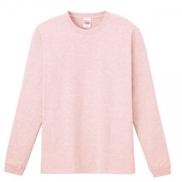 ハイグレードロングTシャツ132.ライトピンク