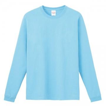 ハイグレードロングTシャツ133.ライトブルー