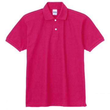 スタンダードポロシャツ146.ホットピンク