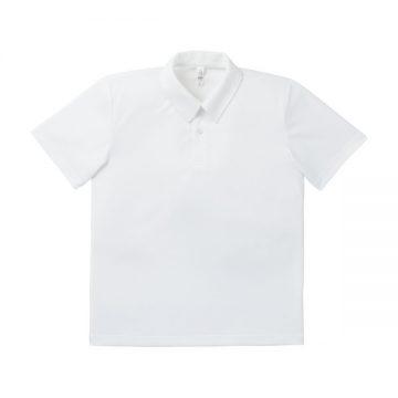 ドライポロシャツ 15.ホワイト