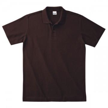 カジュアルポロシャツ168.チョコレート