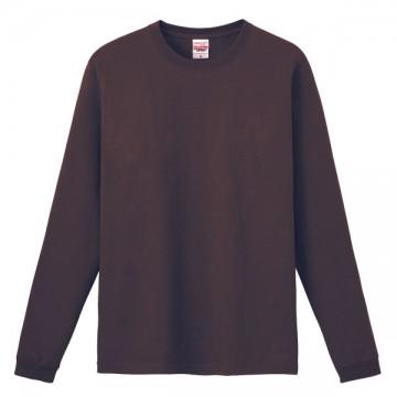 ハイグレードロングTシャツ168.チョコレート