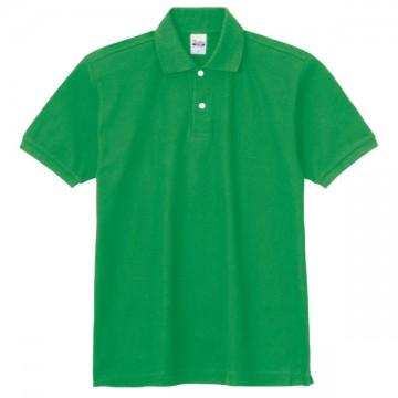 スタンダードポロシャツ194.ブライトグリーン