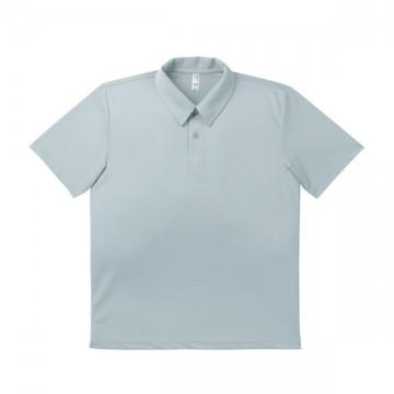 ドライポロシャツ 2.グレー