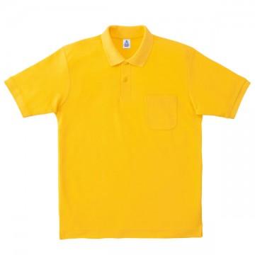 ポケット付鹿の子ドライポロシャツ30.デイジー