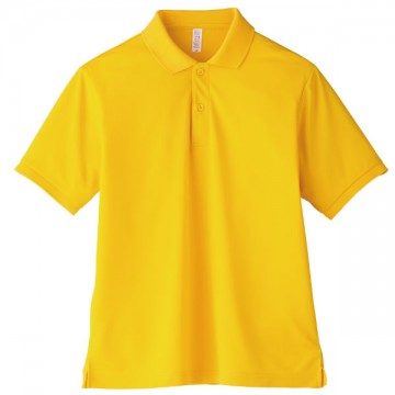 【SALE】ベーシックドライポロシャツ30.デイジー