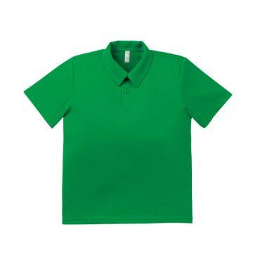 ドライポロシャツ 34.グリーン